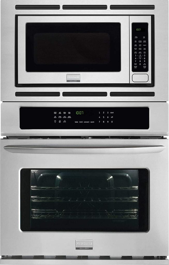 """Frigidaire FGMC2765PF FGMC2765PF-Gallery 27"""" Stainless Steel Electric Combination Wall Oven-Convection"""