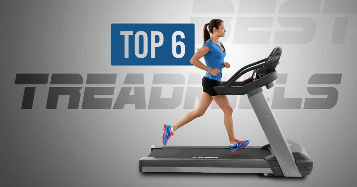 Top 6 Best Treadmills for Home Use in 2020