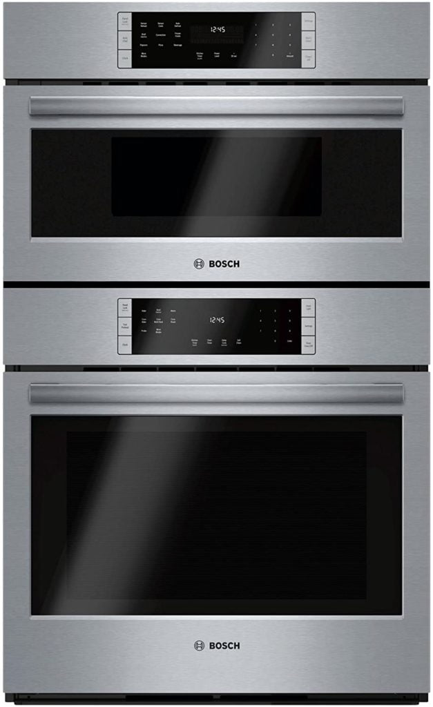 Bosch S800 Combination Wall Oven/Speed Oven