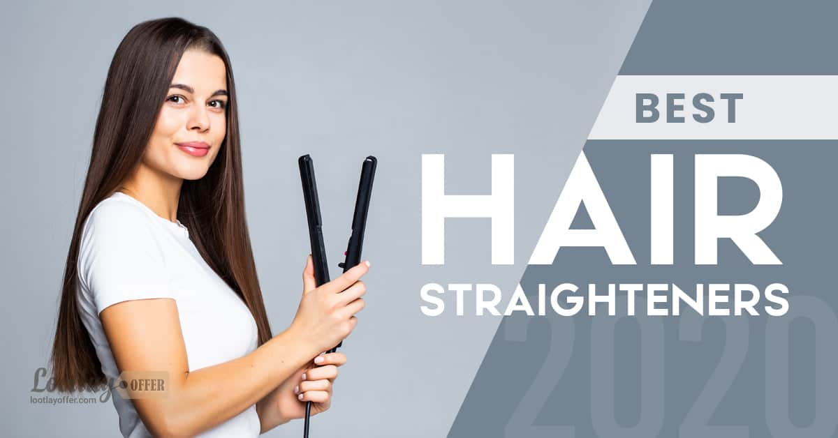 hair straightener products
