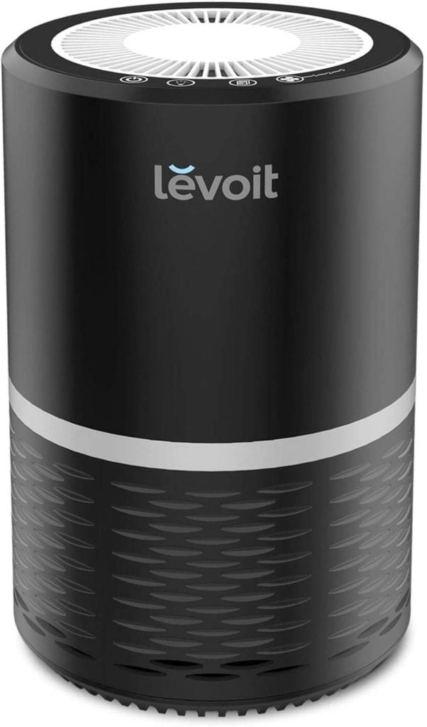 LEVOIT LV-H132 Purifier with True HEPA Filter