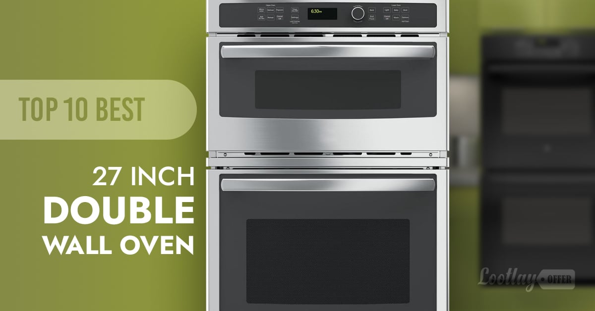 27 inch Double Wall Oven