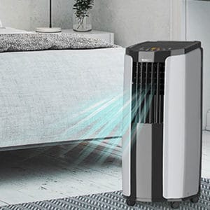 TOSOT Portable Air Conditioner Lifetime Deal